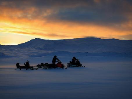 Start-up av et nytt reiselivsselskap med utgangspunkt i det arktiske Norge.