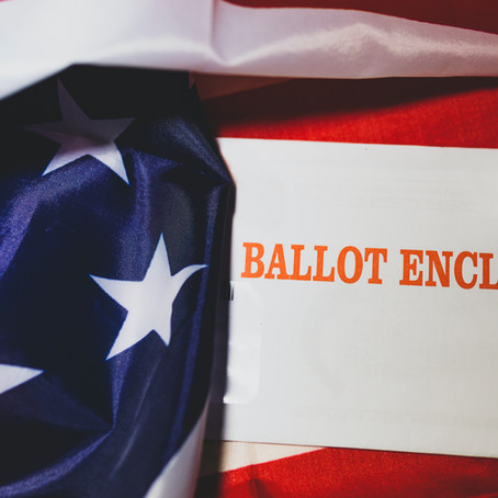 Mail-in, early voting and same-day registration in election reform bill