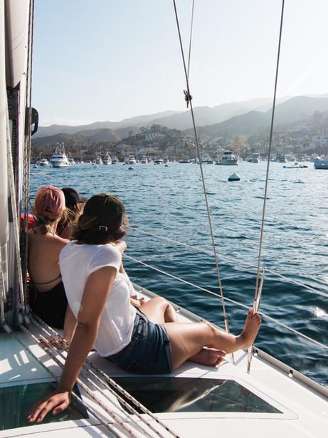 Kolik se nás vejde na jachtu?