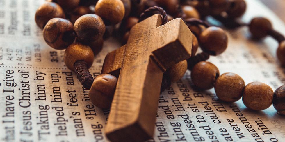 A night of Prayer Beads