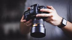 Fotokamera für Werbefotografie