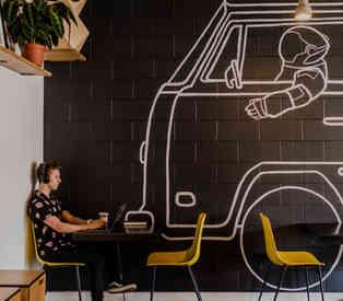 Il faut aimer les coffee shops