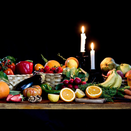 6 Tips to Add Fruits & Veggies into Ones Lifestyle!