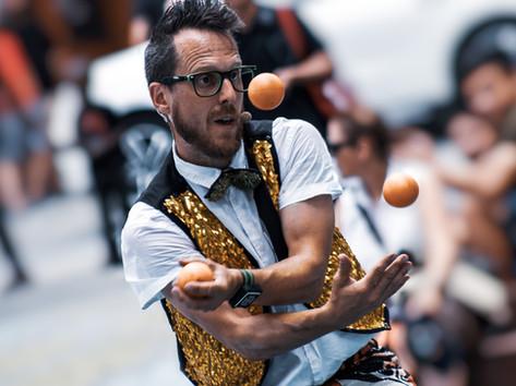 Juggling & Object Manipulation