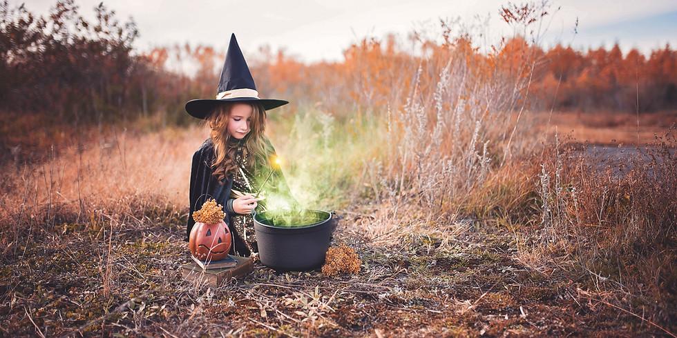 Spooktacular Halloween 13:00 - 14:00