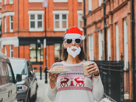 How To Style Christmas Sweaters | Confident Stylings