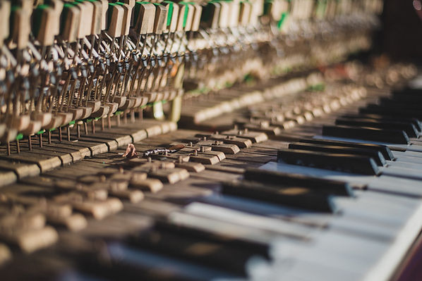 Piano in need of repair by the top rated piano technician in Philadelphia