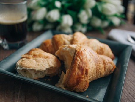 Saturday Croissants