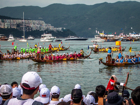 Dragon Boats And Dumplings - What is Duānwǔ Really About?