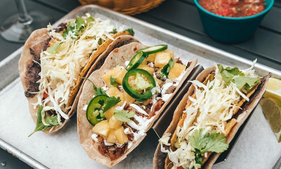 Not'cho Ordinary Taco