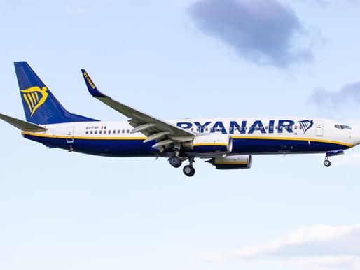 Cómo recuperar el dinero de un vuelo Ryanair que no puedes realizar porque hay cierre perimetral