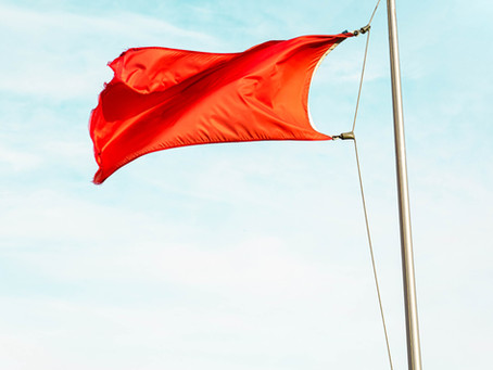 Alarm Bells and Red Flags