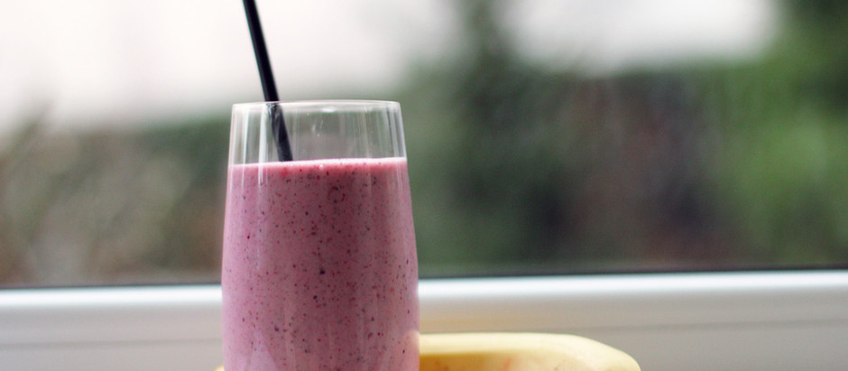 5 Best Foods To Make A Perfect Healthy Smoothie