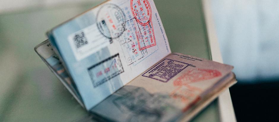 8 Necessary Items for International Travel