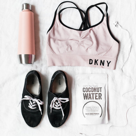 Feature Friday: Tips For Your At Home Workout Routine  by Shawnte Knox