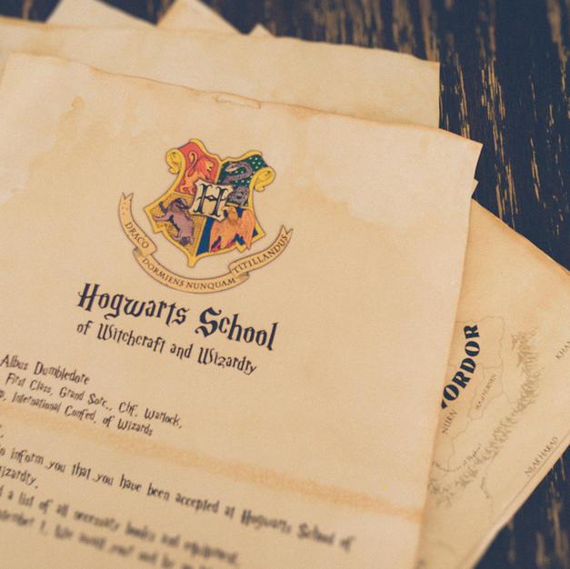Presentación interactiva Harry Potter