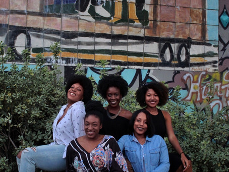 How do you build community with other black women?