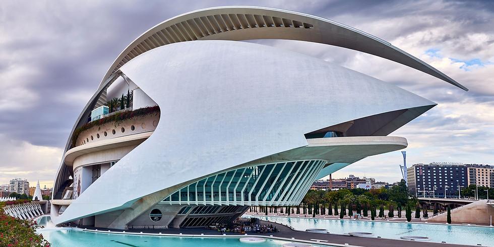 Visita Virtual | Ciudad de Las Artes y Las Ciencias