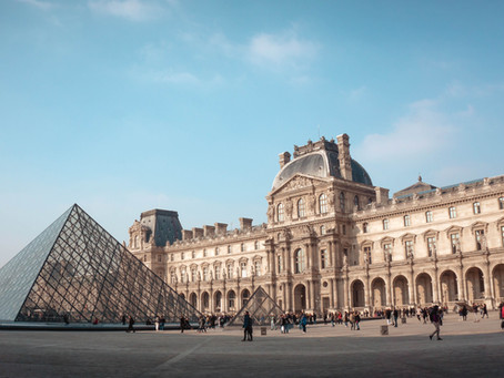 Visiting the Louvre with Kids -  It CAN be Done!