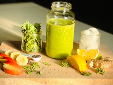 Detox your body and mind
