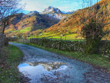 Sticklebarn and the Langdales