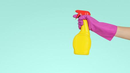 """White Vinegar - the """"Green"""" cleaner"""