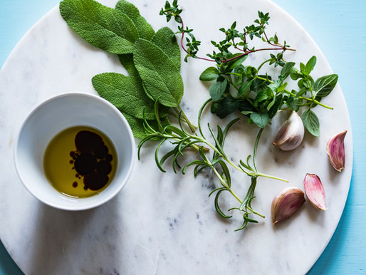 The Secret to Homemade Salad Dressing