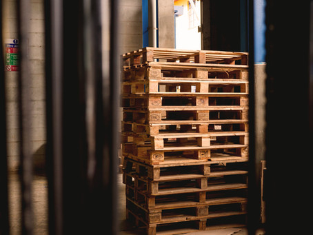 What is pallet delivery?