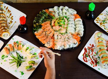 英文法、後置修飾の理由と料理を食べる順番