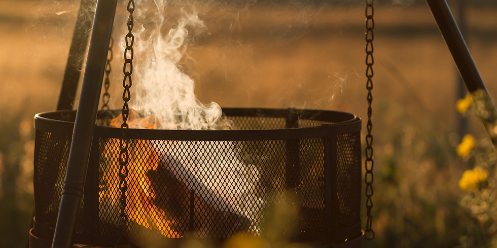 Asado Fire Pit Roast at The Woodland Kitchen
