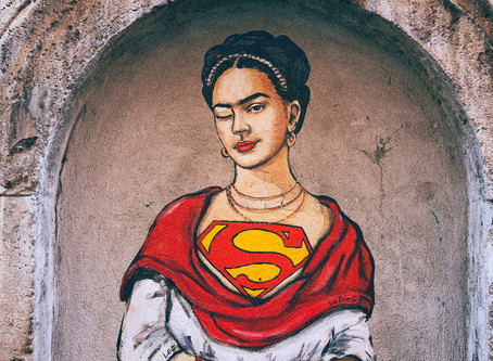 The Sit List: Frida Kahlo, Asian Art, and Mother's Day