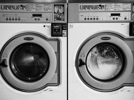 Washing Machine or Garbage Disposal?