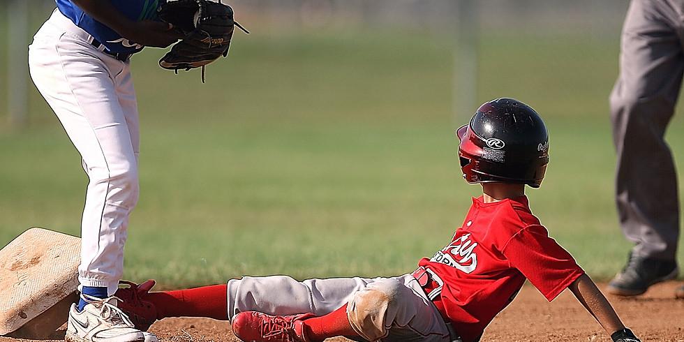 PCHS Baseball Camp for K-8th Grade