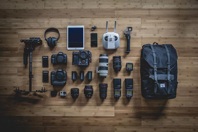 Seguro de Equipamentos Fotográficos - Aluno do Núcleo FAC tem desconto
