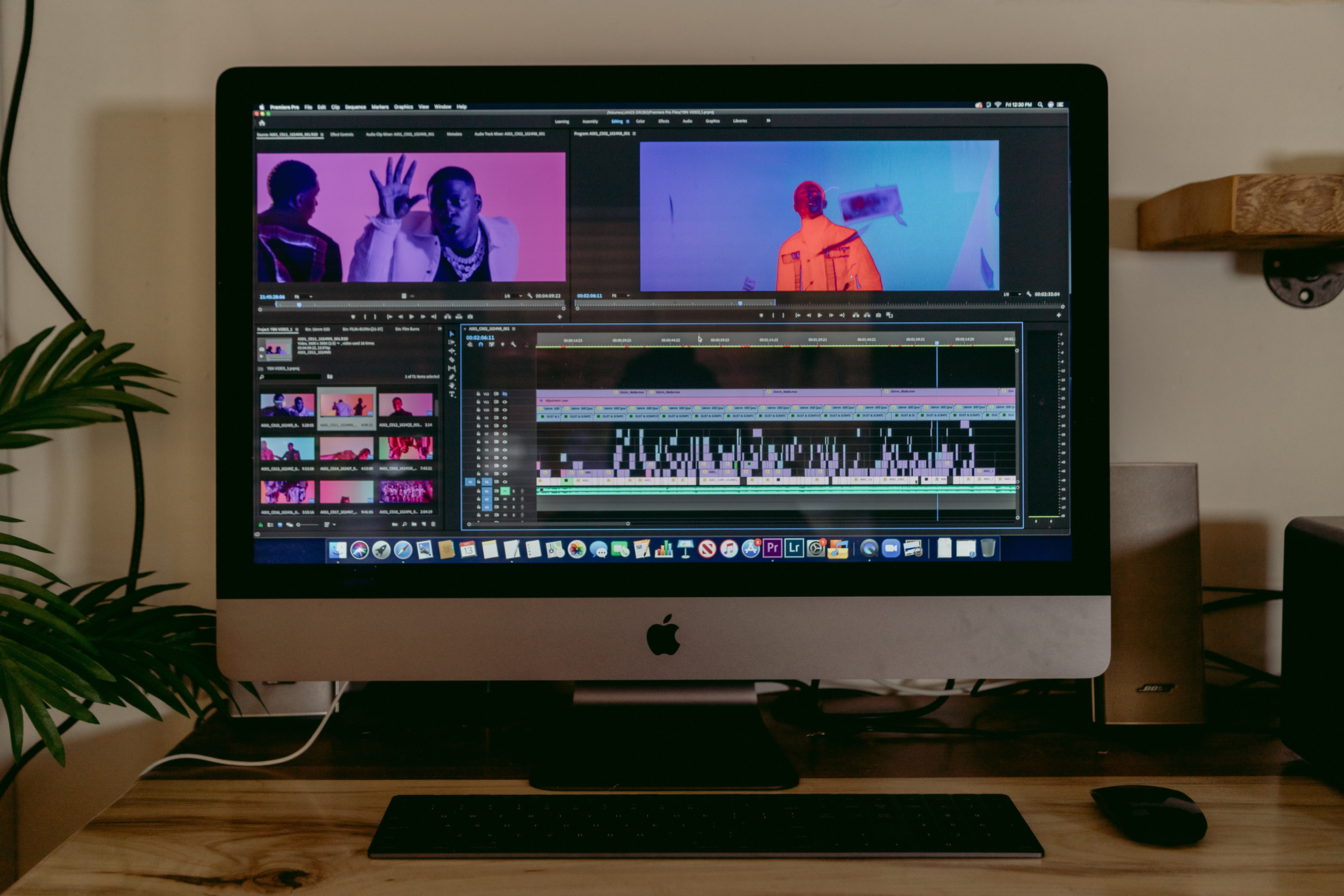 Video Editing (Only Post-Production)