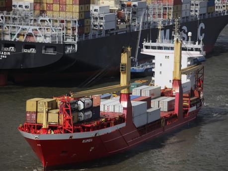 Cena i koszt transportu morskiego z Chin w kwietniu 2020