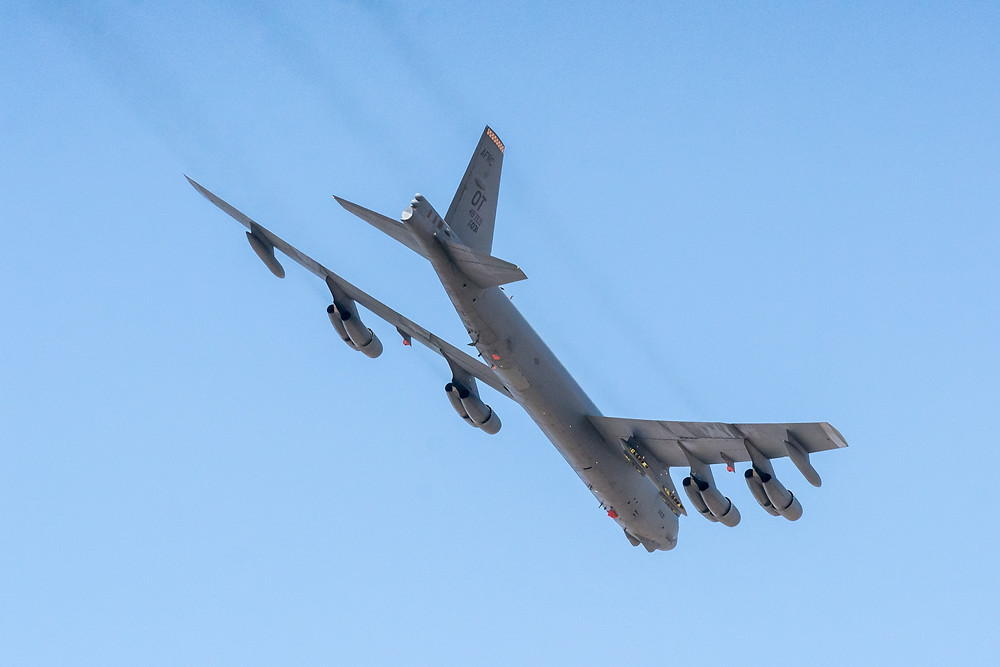 B-52 Stratofortress, USAF