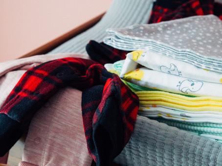 Cómo cuidar la ropa de los bebés