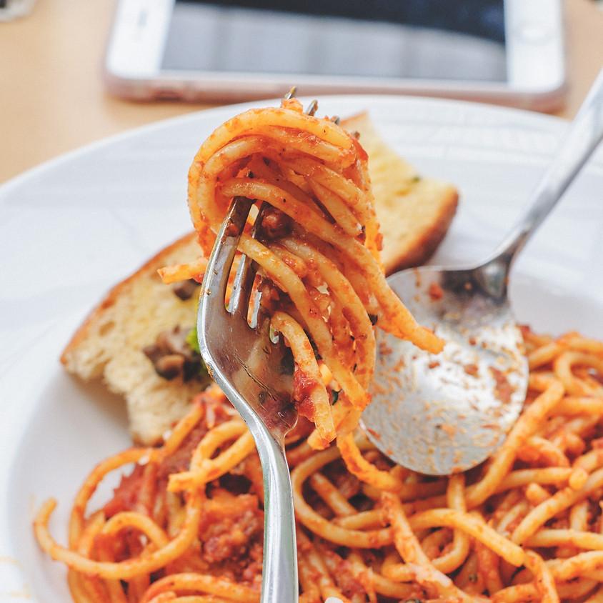 November Spaghetti Dinner