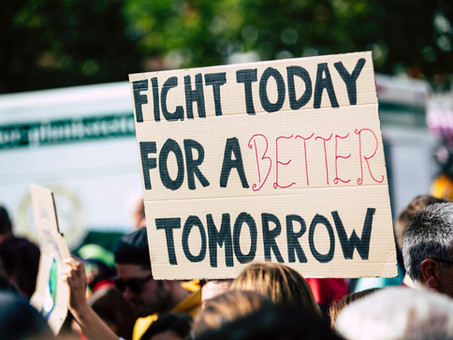 Fight Today For a Better Tomorrow
