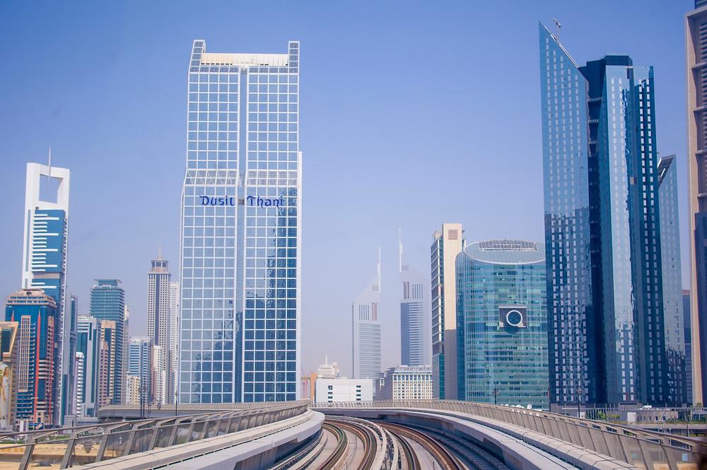 الاستثمار الأجنبي المباشر في دولة الإمارات العربية المتحدة
