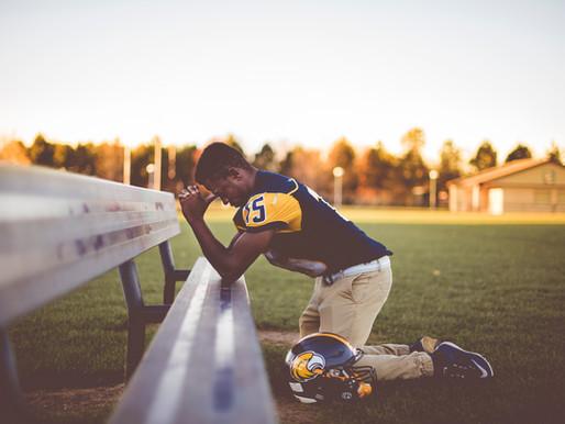 Praying with Joy (Sermon)