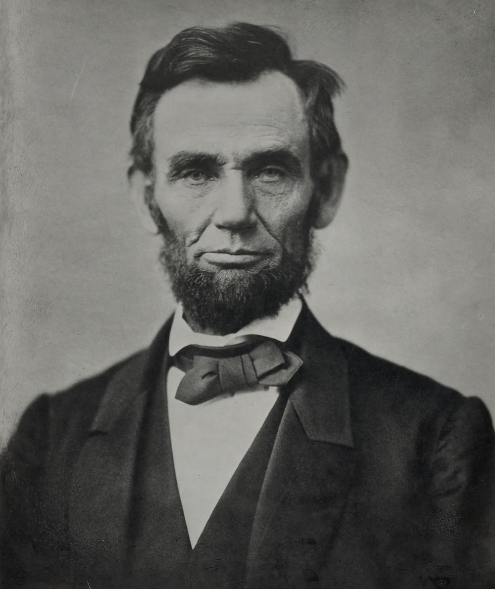 Abraham Lincoln crazy cat man