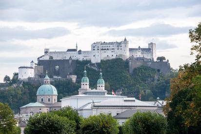 Lugares que ver en Salzburgo