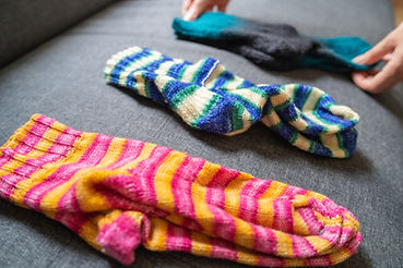 chaussettes trail curlynak made in france
