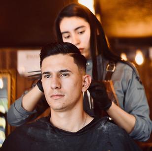 Lockdown Hair Cuts