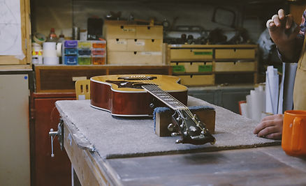 Acoustic Guitar Services at AH Music Grantham