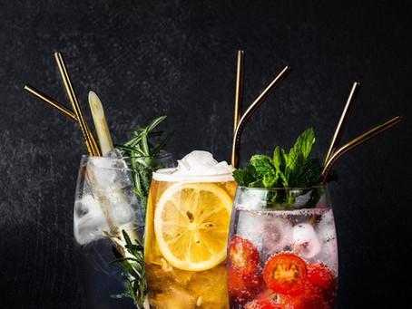 Wedding Reception Drink Ideas