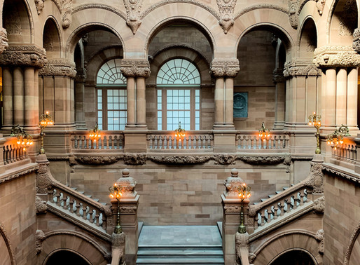 Jurisdiction of Trial Courts in Albany and the Greater Capital District