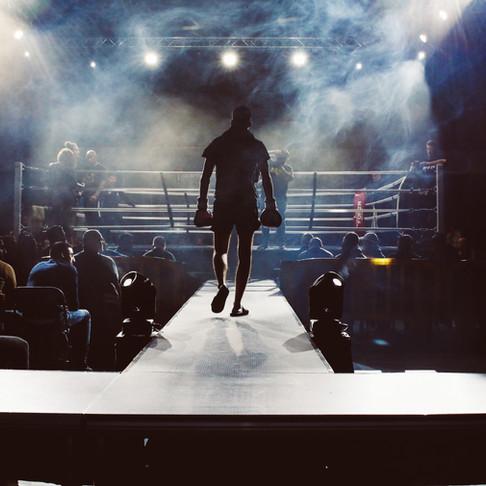 MMA meets 50 Shades of Grey